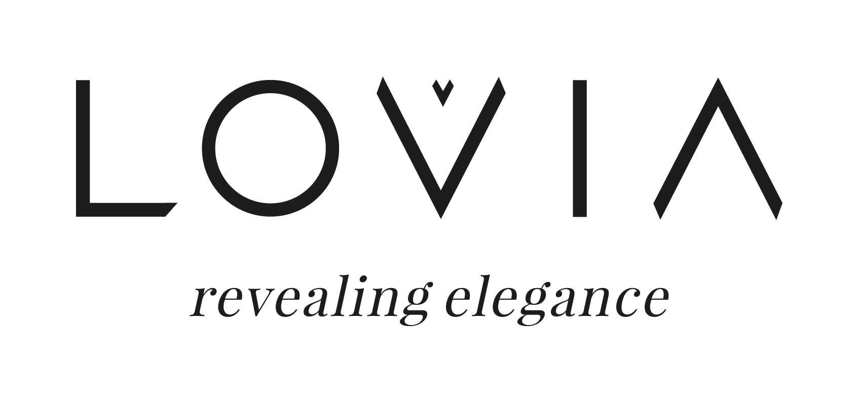 Lovia   NOT JUST A LABEL