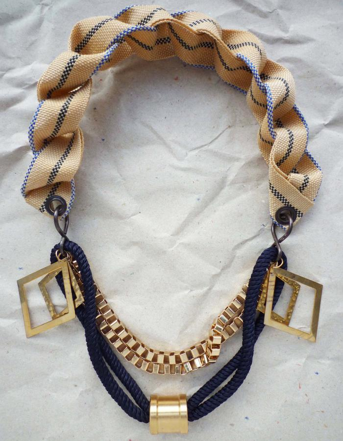Fove Necklace gold