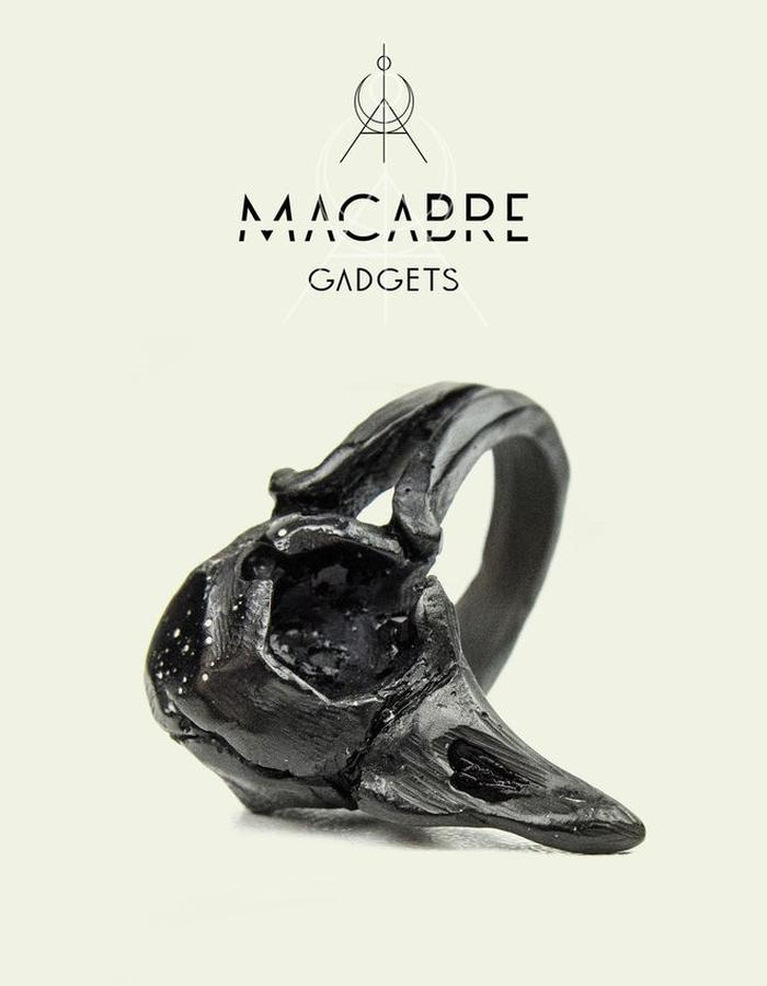 Macabre Gadgets | NOT JUST A LABEL