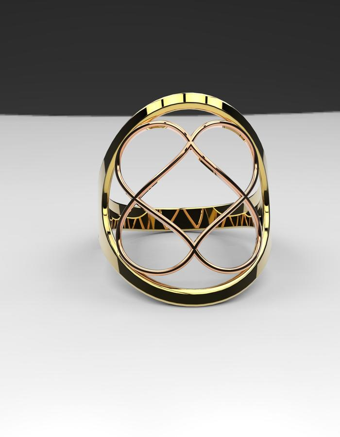 Heartwin's ring