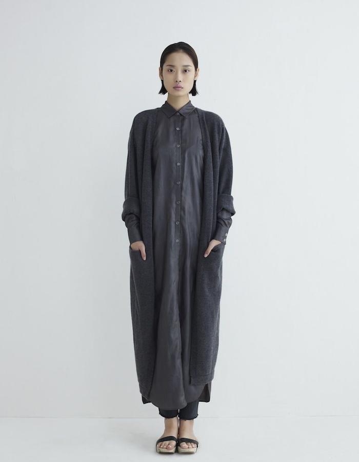 Dee Dee Organic Long Shirt Silk