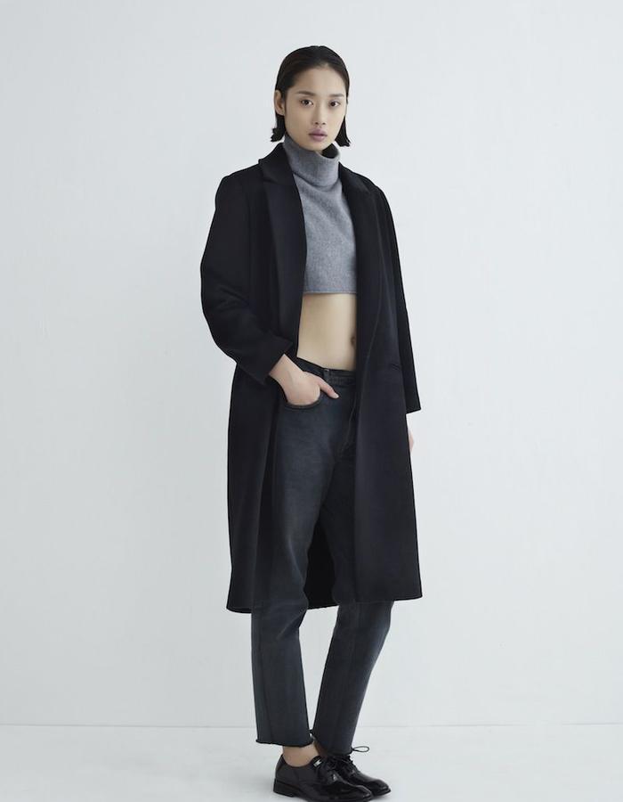 Leonard Winter Coat Wool