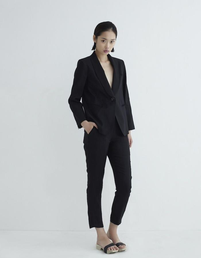 Nico Autumn Blazer Silk
