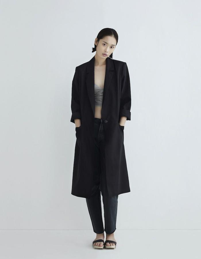 Morgan Winter Blazer Silk