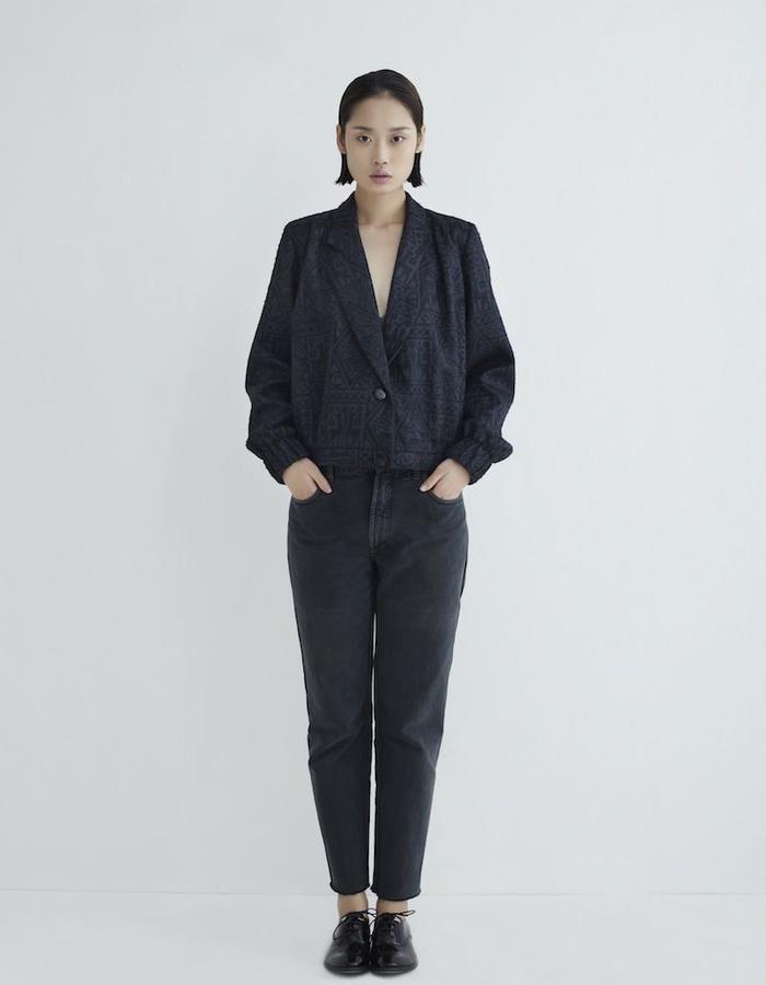 Rafa Jacket Silk