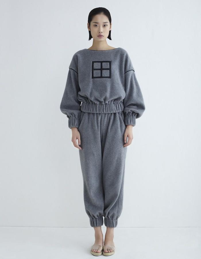 NEEMIC Organic Fleece Sweater & Trousers Combo