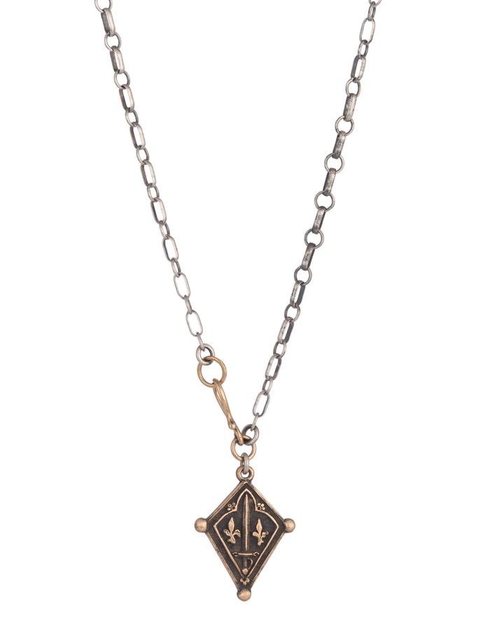 Insiginate necklace by Shannon Koszyk