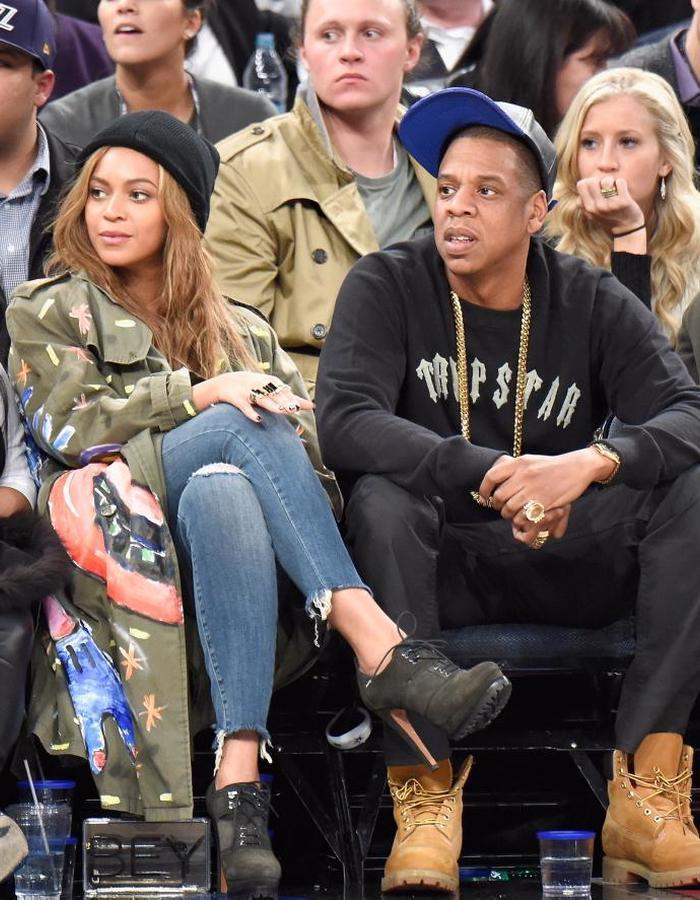 Beyonce wears Diaboli Kill Jewelry