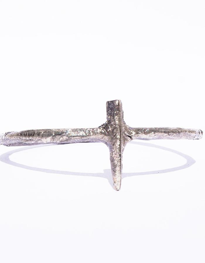 Dreams of Norway jewelry design silver bangle