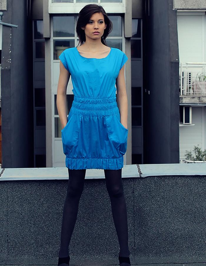 dress with big pocket