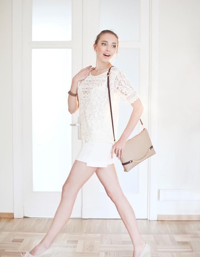 Fashion Clutch Buduart