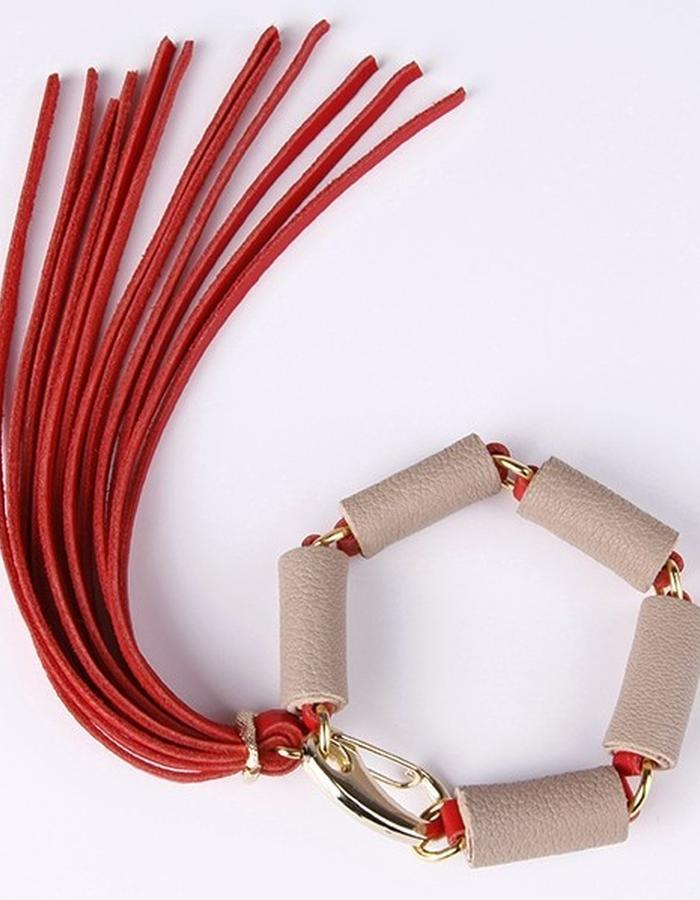 Red - Flame bracelet SENSE OF SEASONS