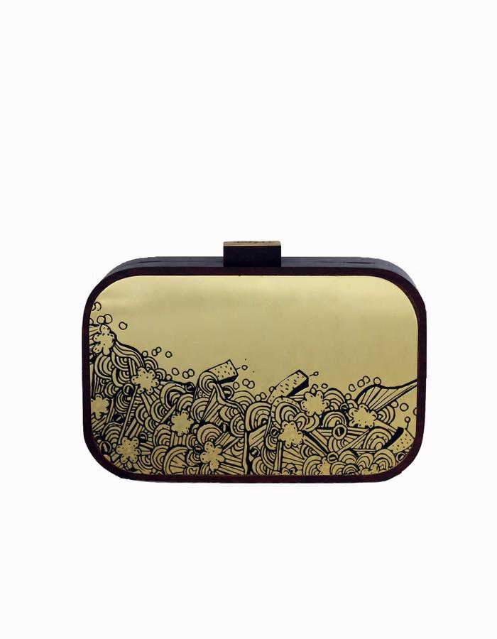 The Mad Hatter Clutch