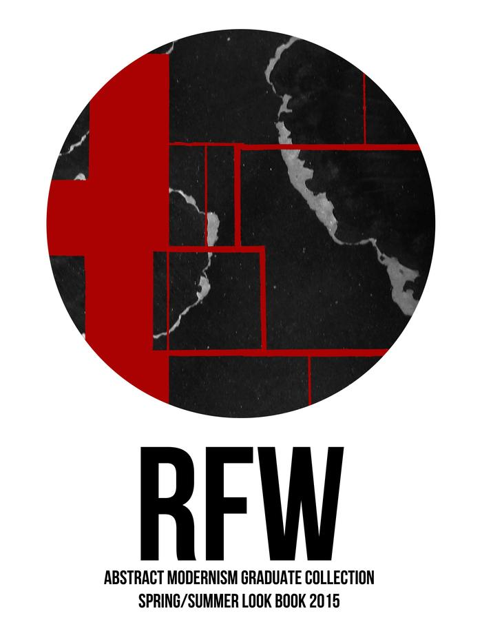 RFW ABSTRACT MODERNISM LOOK BOOK 1