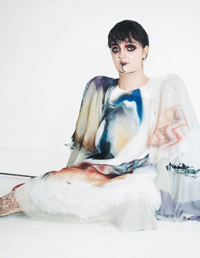 Outfit 4 for Novembre Magazine