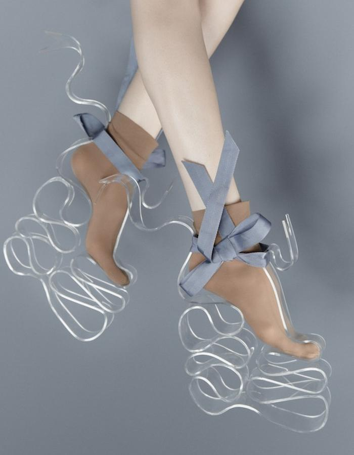 SS15 'ALCYONE DREAMING' PERMANENTLY FLOATING RIBBON PLATFORMS