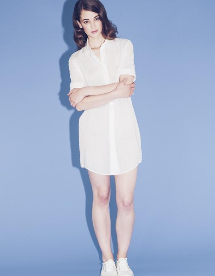 Lilly Ingenhoven SS15 cotton dress