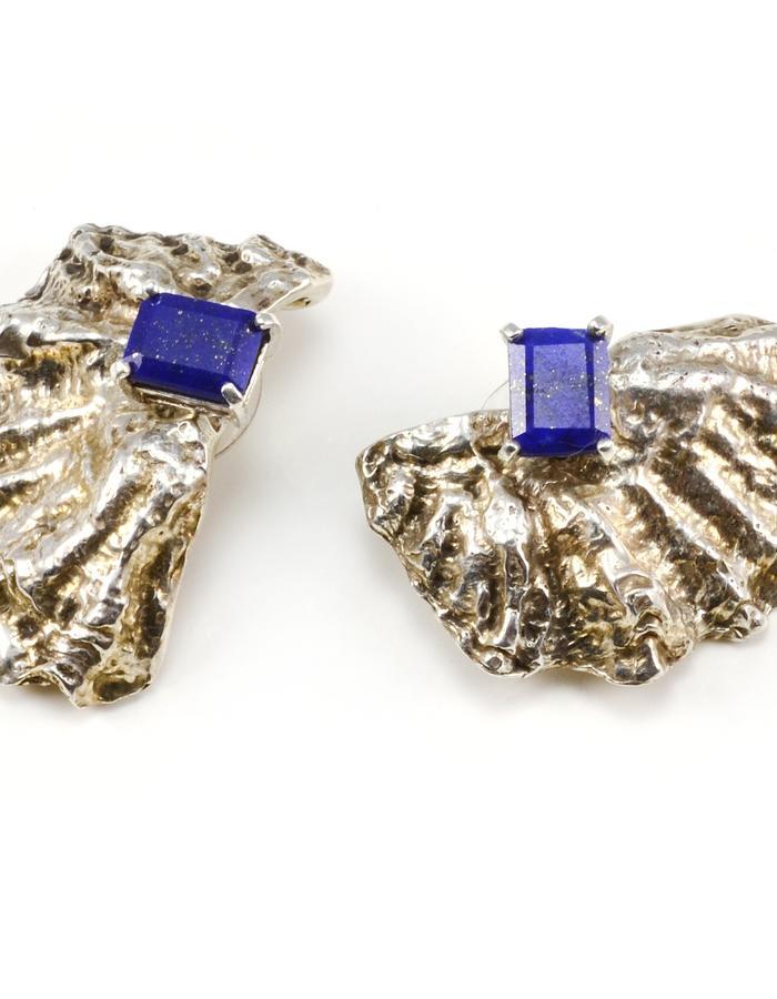 Comet earrings