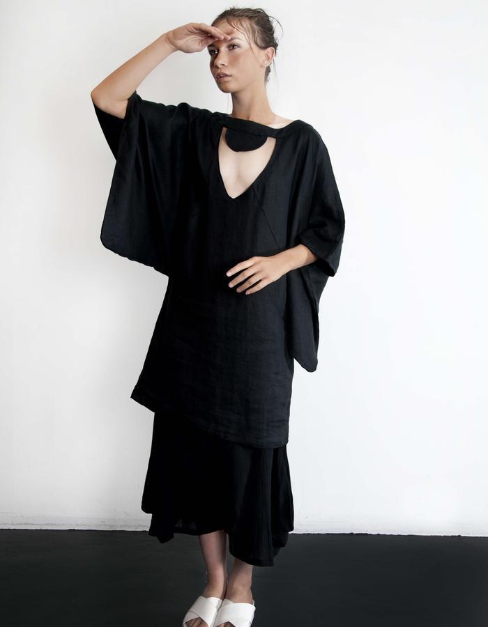 kawa dress&peace shorts