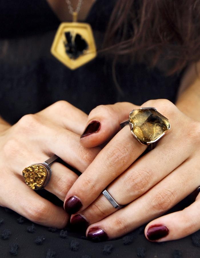 Vespa rings