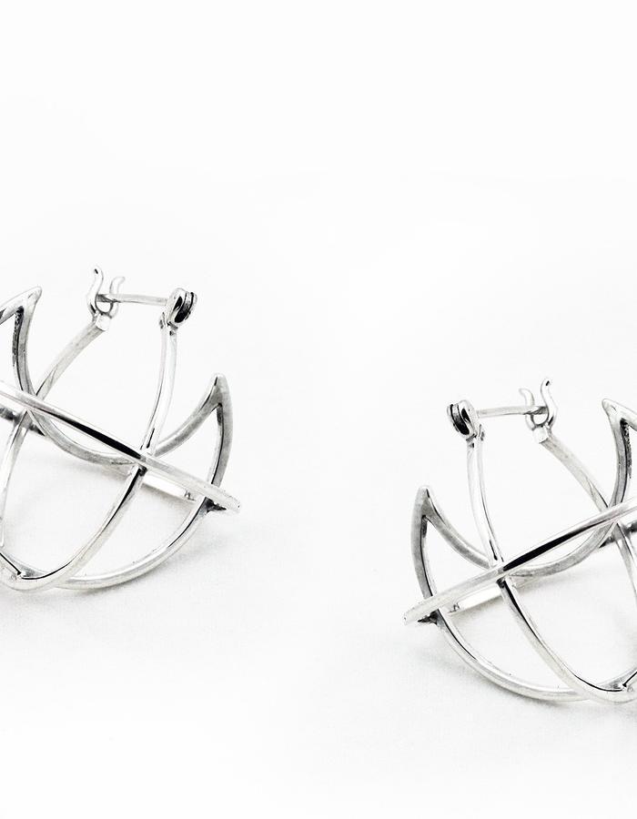 planetarium earrings