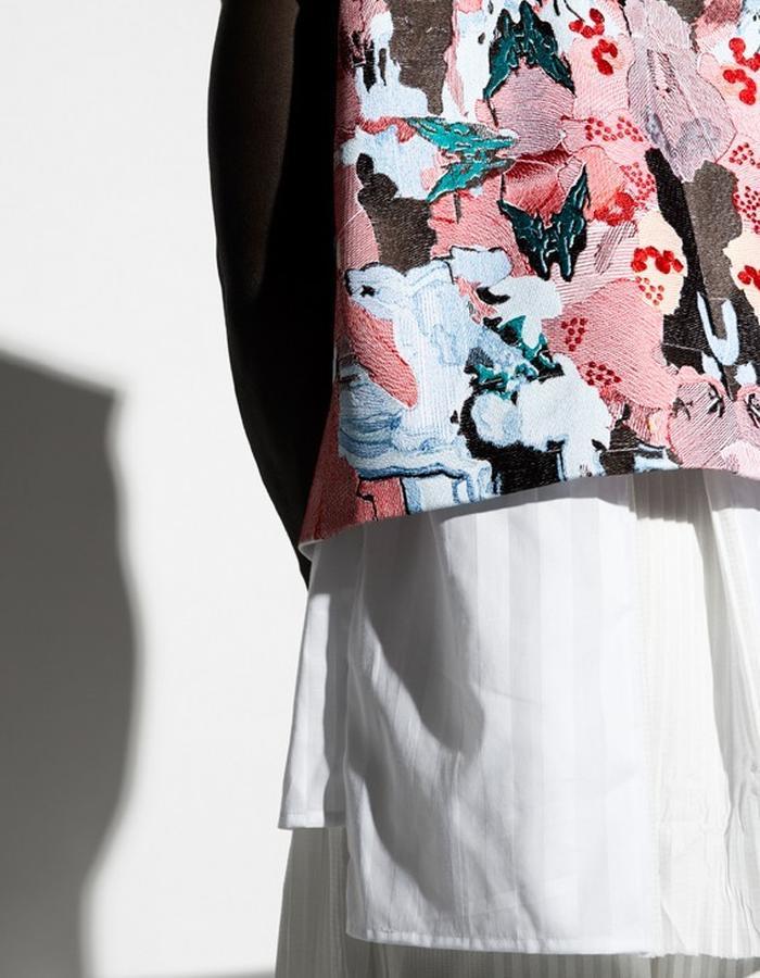 Vest Luiz // Shirt Frederik