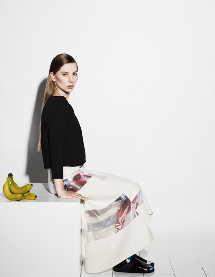 Shirt Hannah // Skirt Hannah