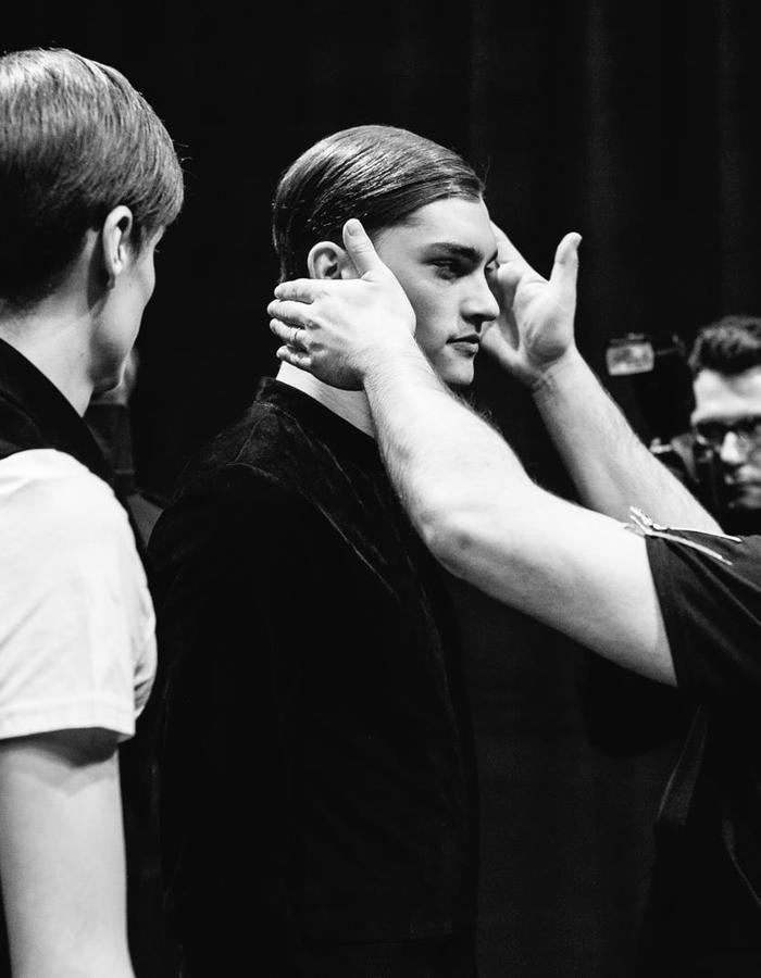 Thomas Bálint | Spring Summer 2014 | BTS