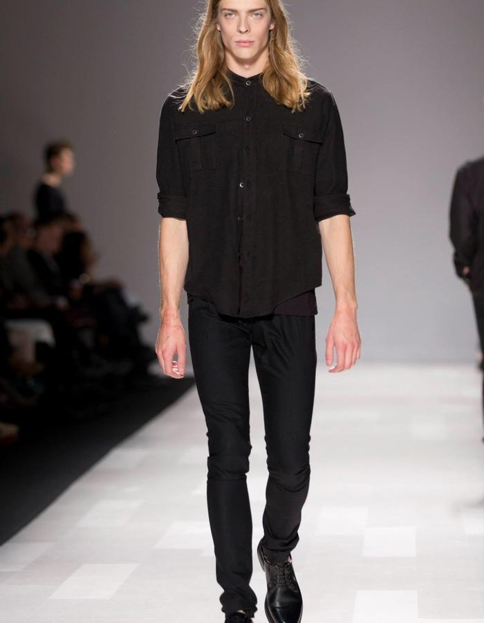 Thomas Bálint | Autumn Winter 2014 | World MasterCard Fashion Week