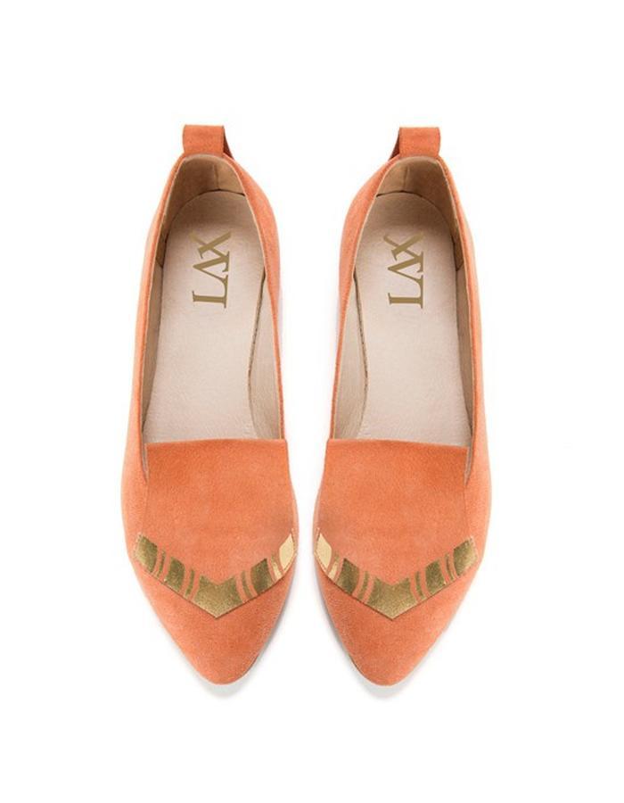 Jazz Peach Slippers
