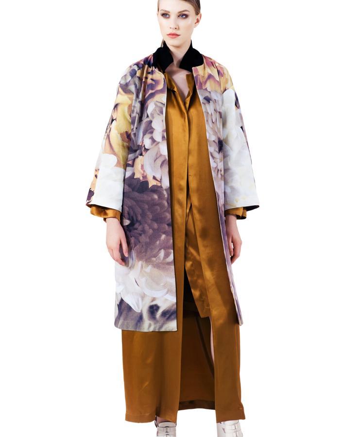 Botanical Core Long Coat