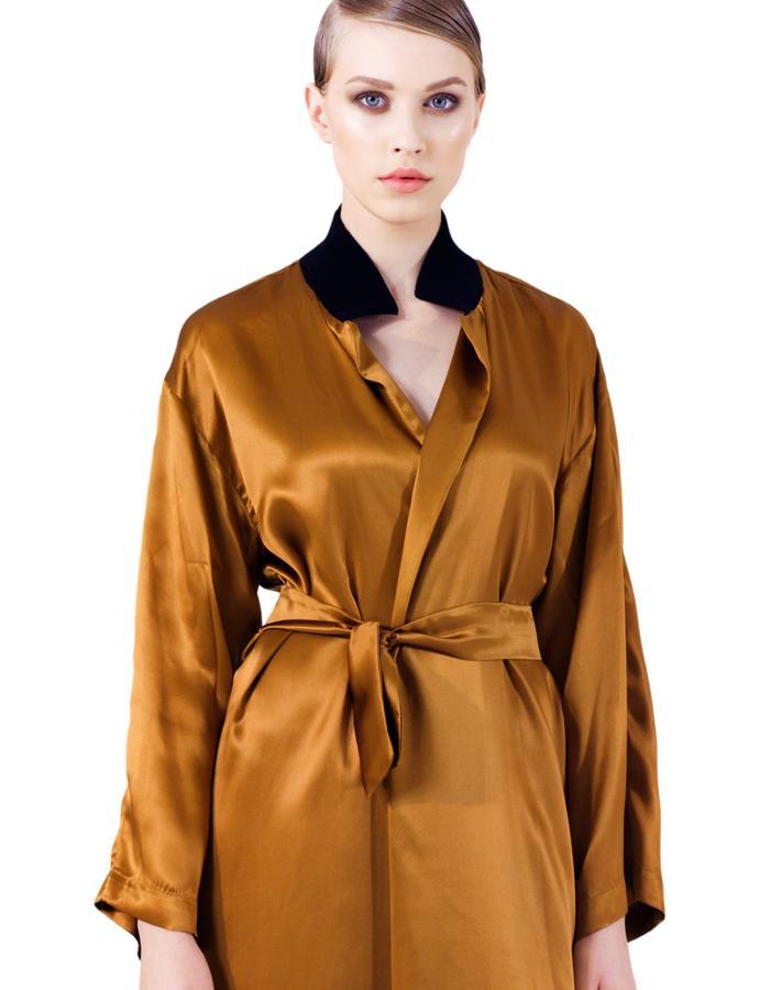 Lava Zeolite long coat/dress
