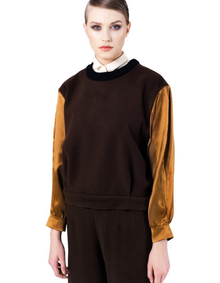 Zeo Mousse Sweatshirt