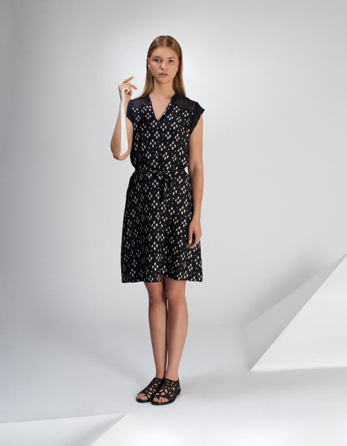 Kate Dress, Silk