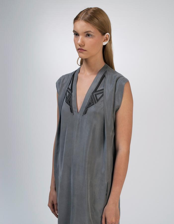 Coon Dress, Cupro