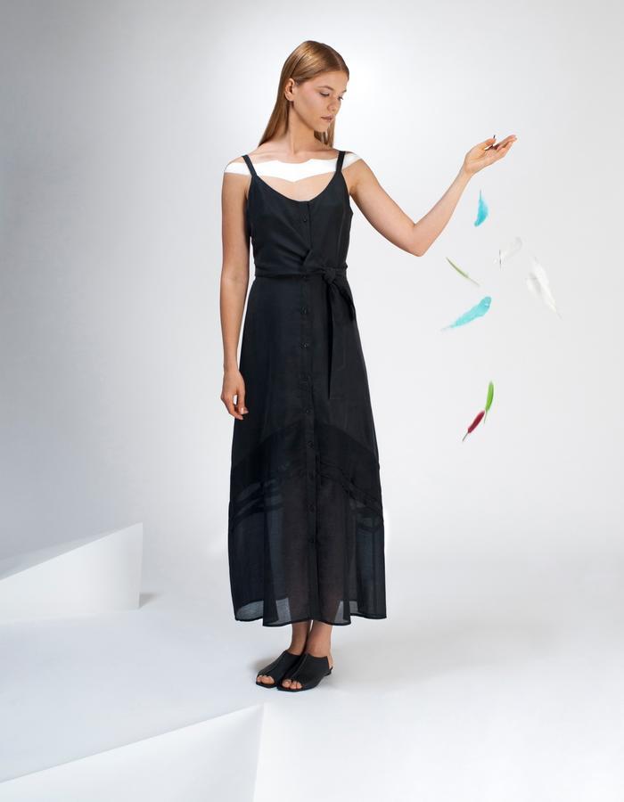 Wa Dress,  Silk