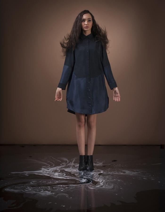 Laura Dress, Silk