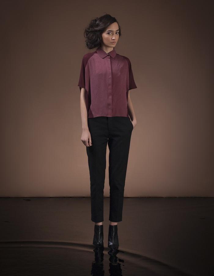 Ray Shirt, Silk