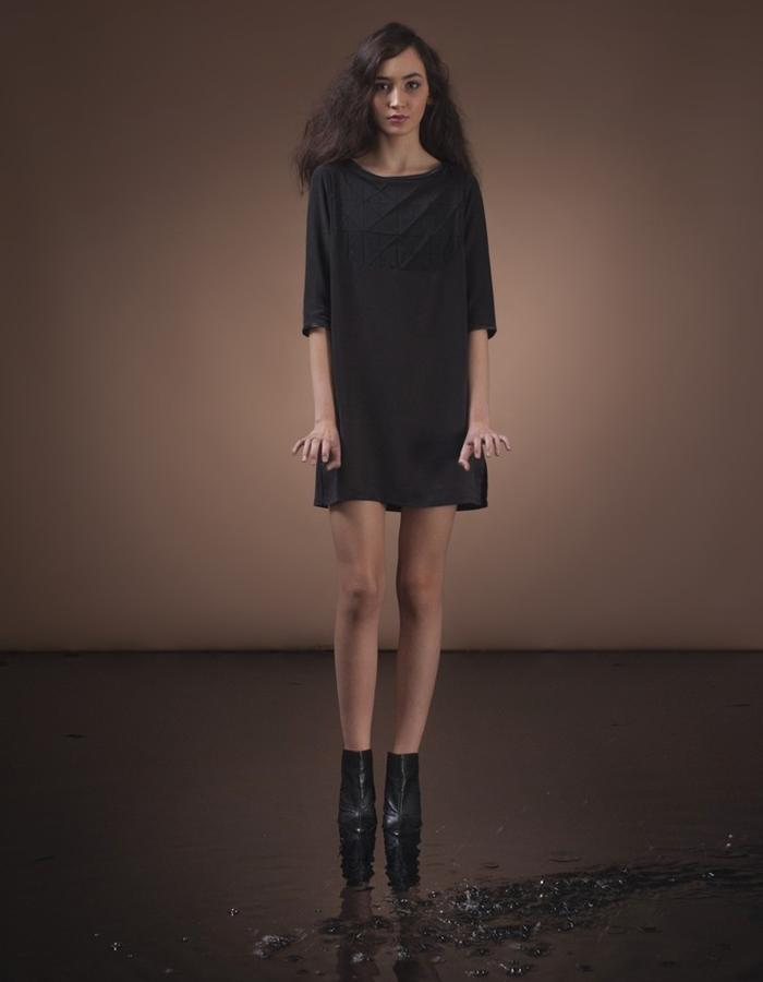Ziggy Dress, Silk