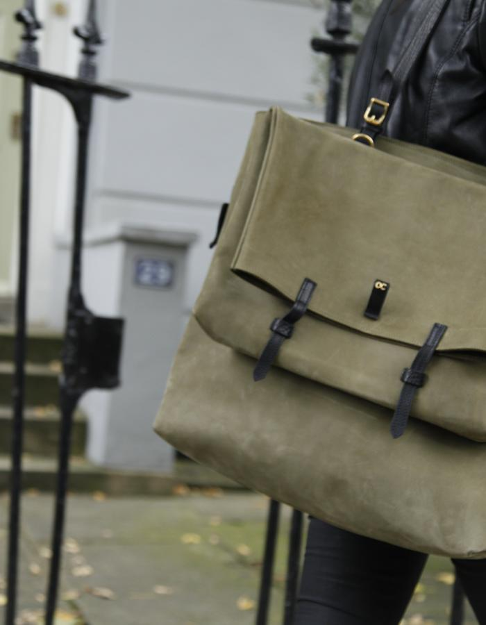 Olive Cooper Ganton Handbag