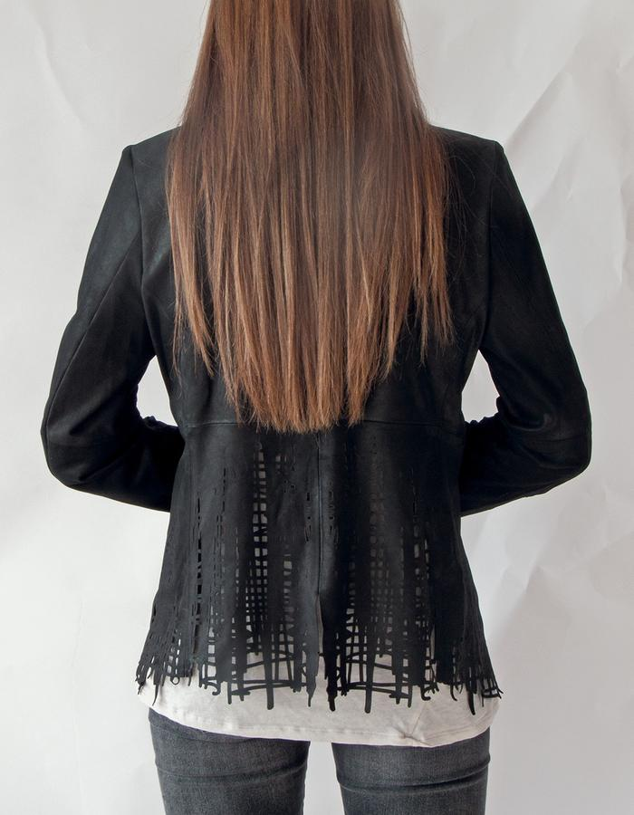 07-15 Leather Jacket - Elvira 't Hart