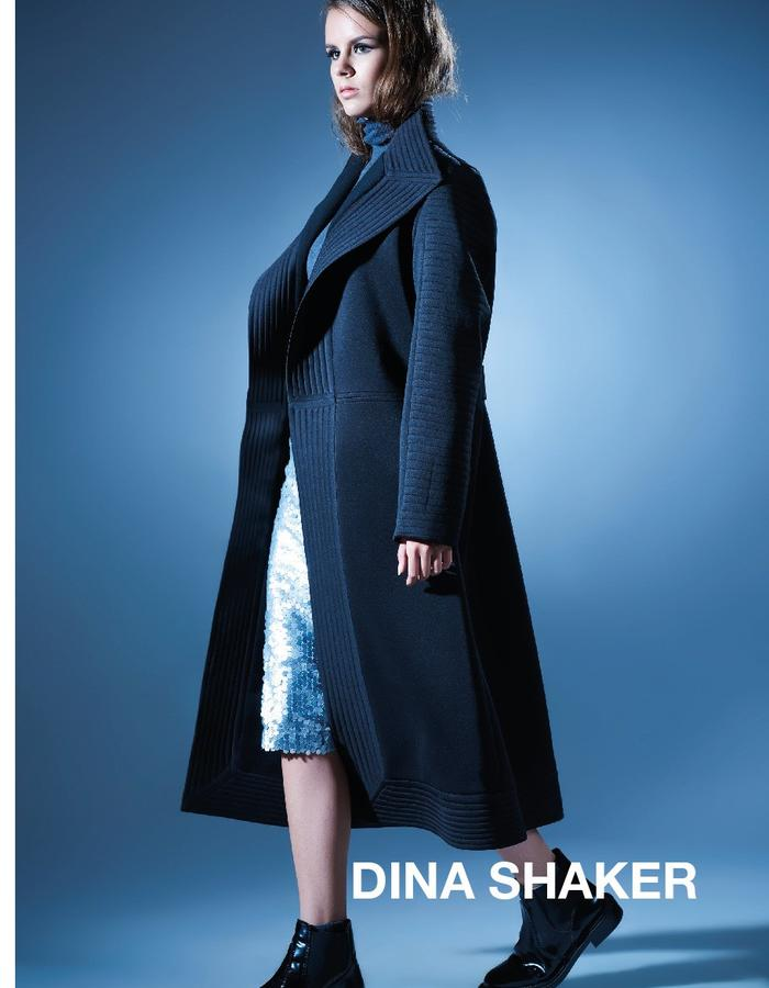 Dina Shaker winter 15 collection