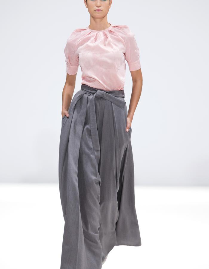 Ong-Oaj Pairam SS15 Spring Summer 15. Hakaman Trousers