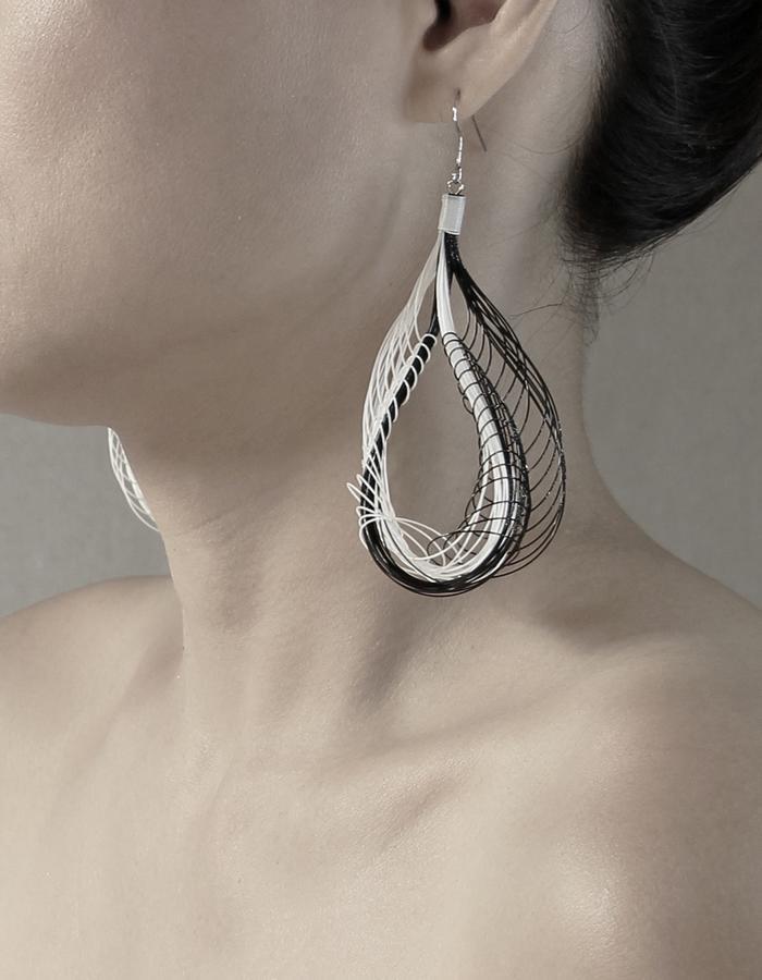 FLIN 10 Earring by Vulantri