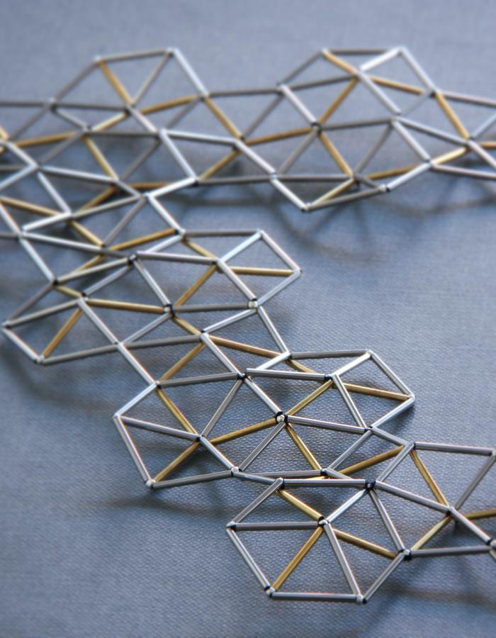 M.C.E Lang necklace by Vulantri