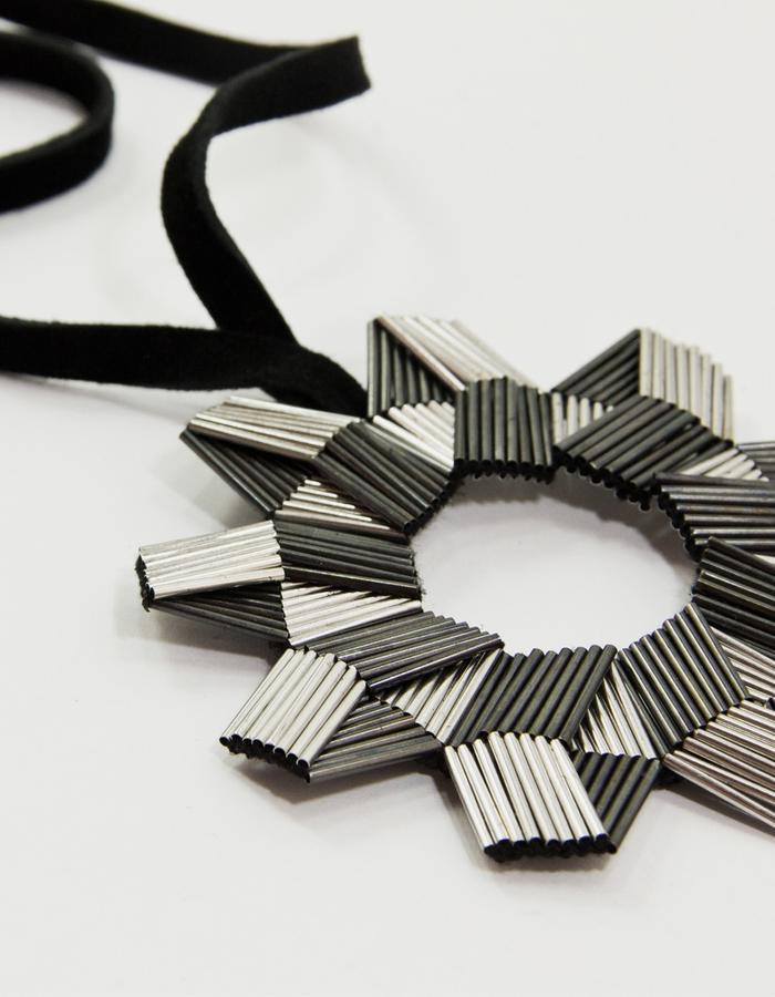 M.C.E Spin necklace by Vulantri