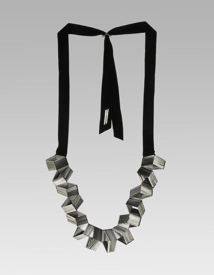 M.C.E Line necklace by Vulantri