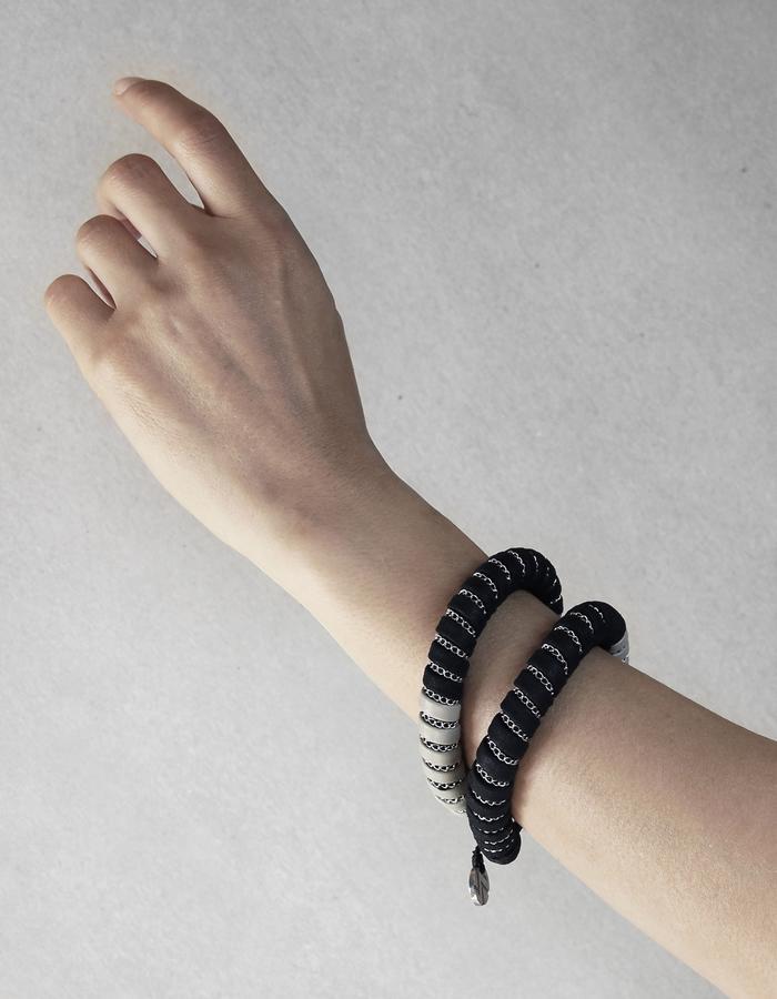 Ilana Slice Necklace / Bracelet by Vulantri