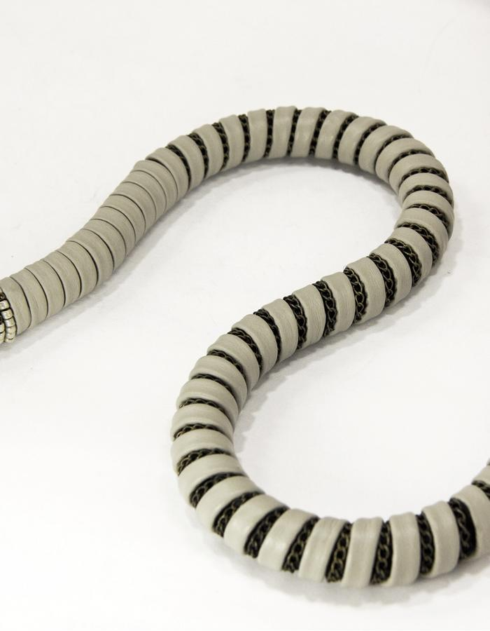 Mali Creme Necklace by Vulantri