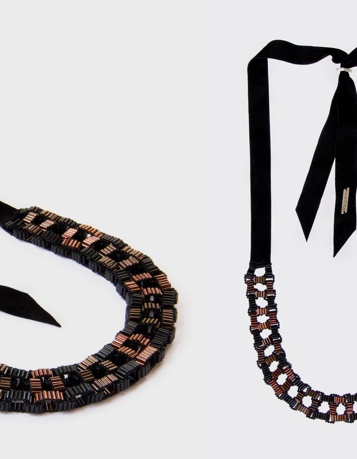 Cala Antique Necklace by Vulantri